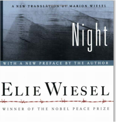 the three levels of racism in the holocaust in night a book by elie wiesel